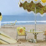 Detail from a great photo by Bob Seidemann - Neil Young's On The Beach album cover