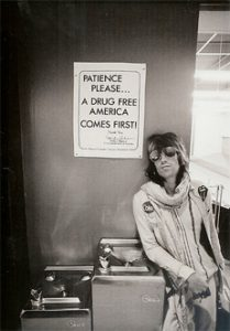 Great photo by Ethan A. Russell of Keith Richards