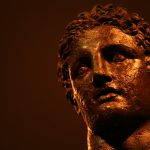 Antikythera youth - bronze statue