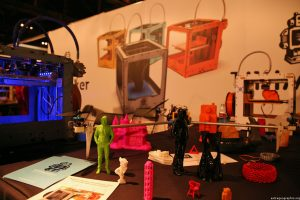 3D objects made by the Ultimaker machine