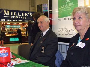 Ted and Beryl Swann, Poppy Appeal
