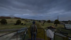 Chernarus in DayZ, a 225 km2 open world post-soviet state