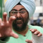 Photo of Hardeep Singh Kohli, Carnaby Street, London
