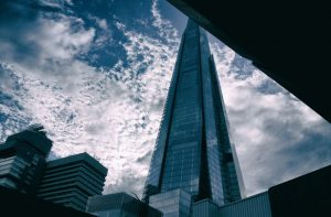 The Shard, London. Pic: CTS Ryan